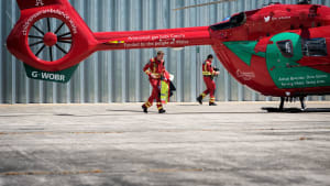 Serving Wales, Saving Lives